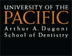University of the Pacific in San Francisco Logo